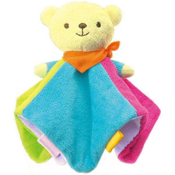 康貝 Combi 小熊手指玩偶絨布玩具★愛兒麗婦幼用品★