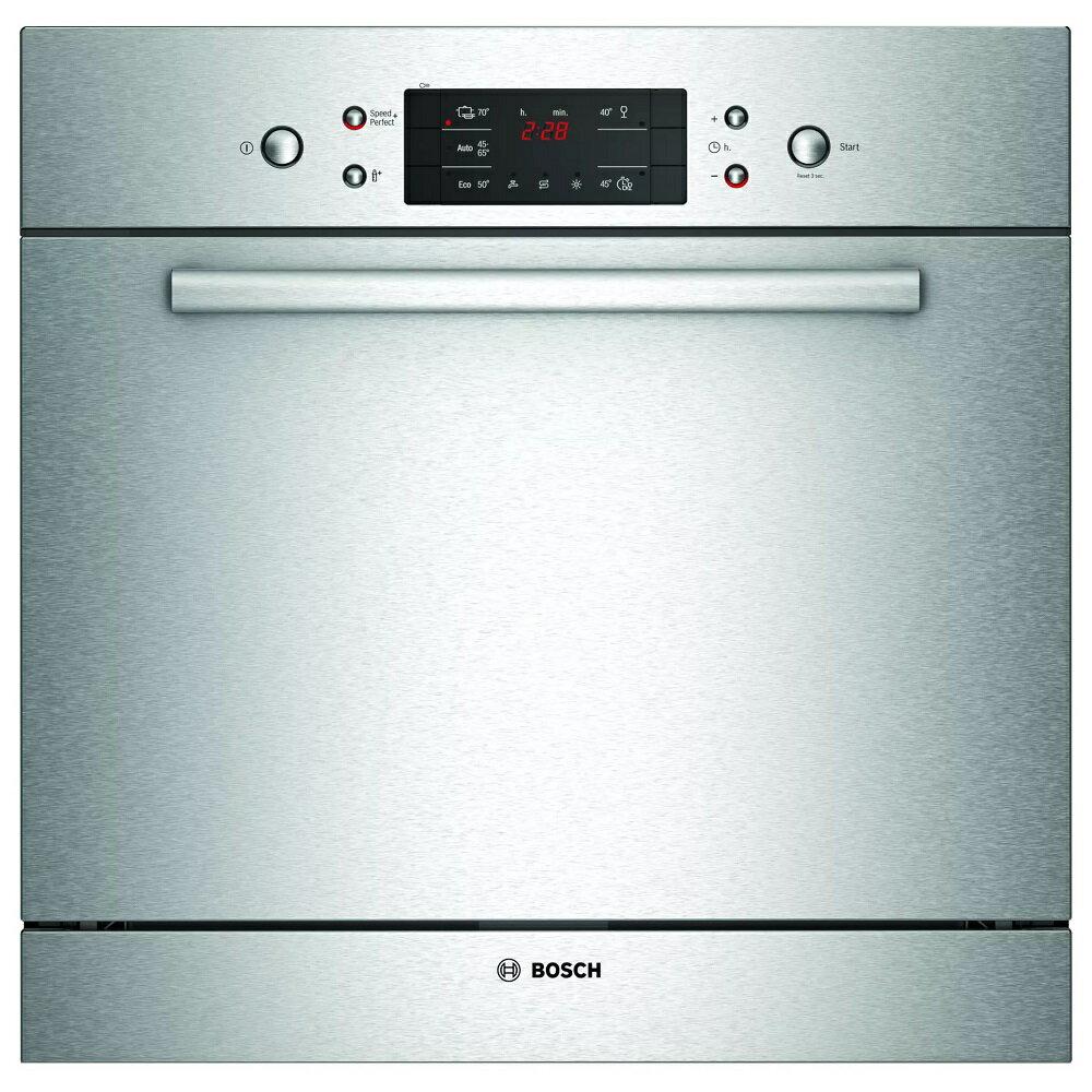 【得意家電】德國 BOSCH 博世 SCE52M75EU 6系列 組合嵌入式洗碗機(60cm)(220V) ※熱線 07-7428010