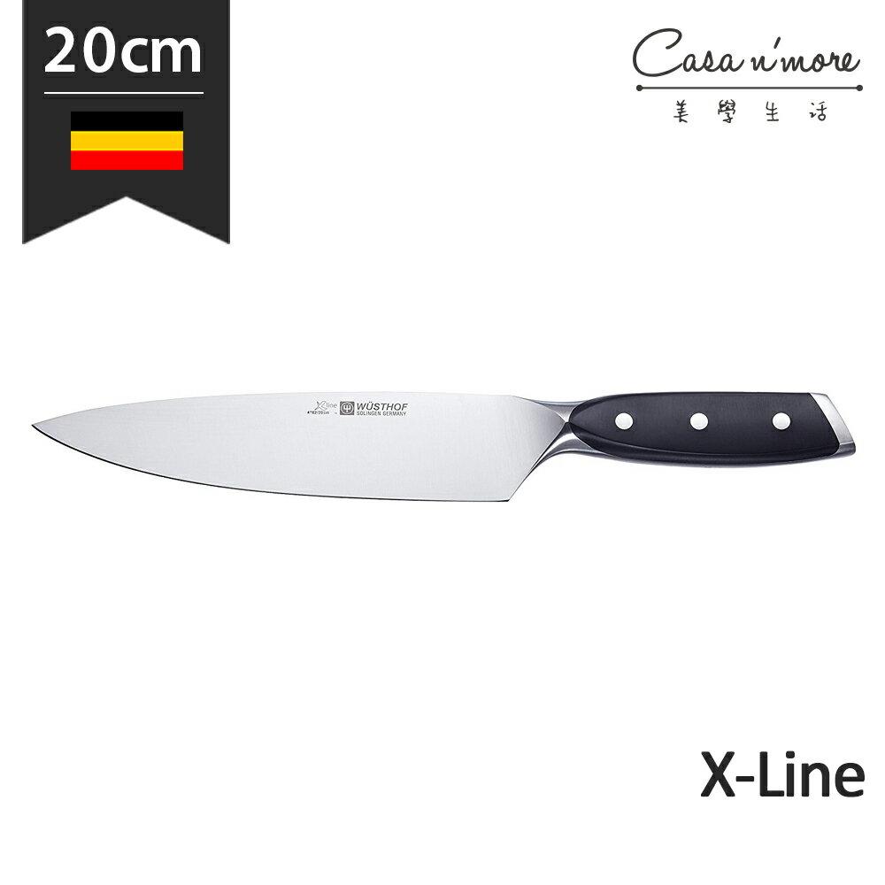 Wusthof 三叉牌 X-Line 主廚刀 料理刀 菜刀 20cm - 限時優惠好康折扣