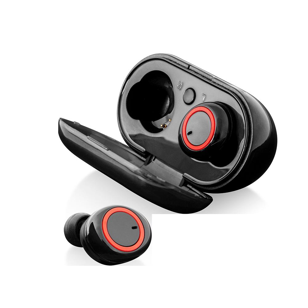 【真無線防水防汗藍芽耳機】藍芽耳機 無線藍芽耳機 防水耳機 運動耳機 立體聲耳機 磁吸耳機 藍牙耳機 無線耳機【AB473】 1