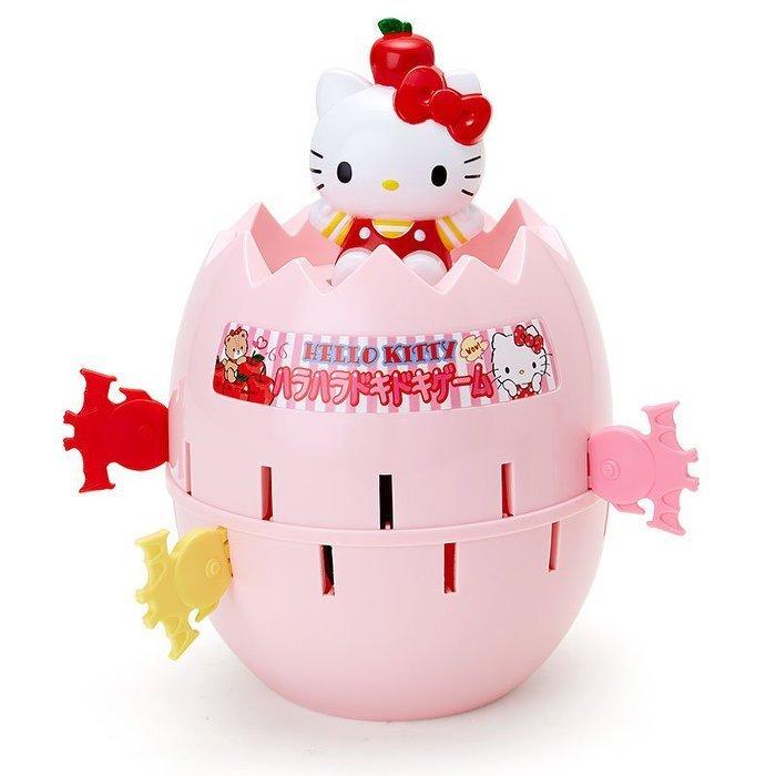 X射線【C387313】Hello Kitty 玩具危機一發,兒童玩具/海盜桶/玩具/團康/聚會/桌遊