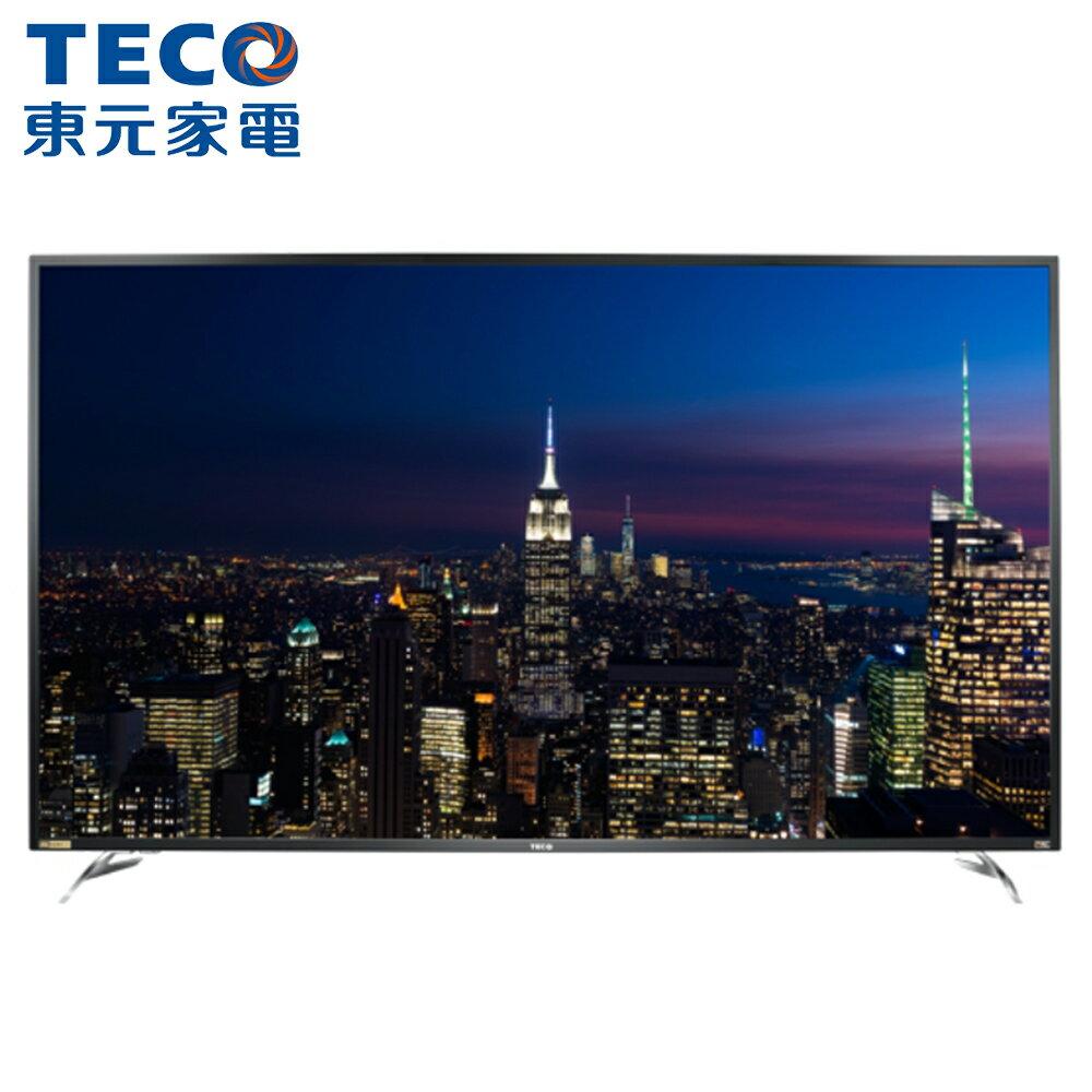 【TECO東元】65吋4K聯網液晶顯示器TL65U1TRE(含基本安裝)【三井3C】