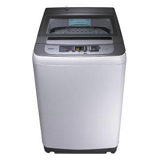 ★預購11月底到貨★【東元TECO】11kgFUZZY人工智慧定頻單槽洗衣機/W1138FN