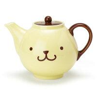 布丁狗周邊商品推薦到【真愛日本】4901610790359  日本製造型茶壺-PN+ABD 三麗鷗家族 布丁狗 茶壺 下午茶