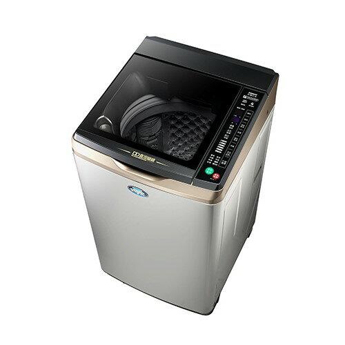 【SANLUX 台灣三洋】13KG 變頻直立式洗衣機 SW-13DVGS 不鏽鋼 - 限時優惠好康折扣
