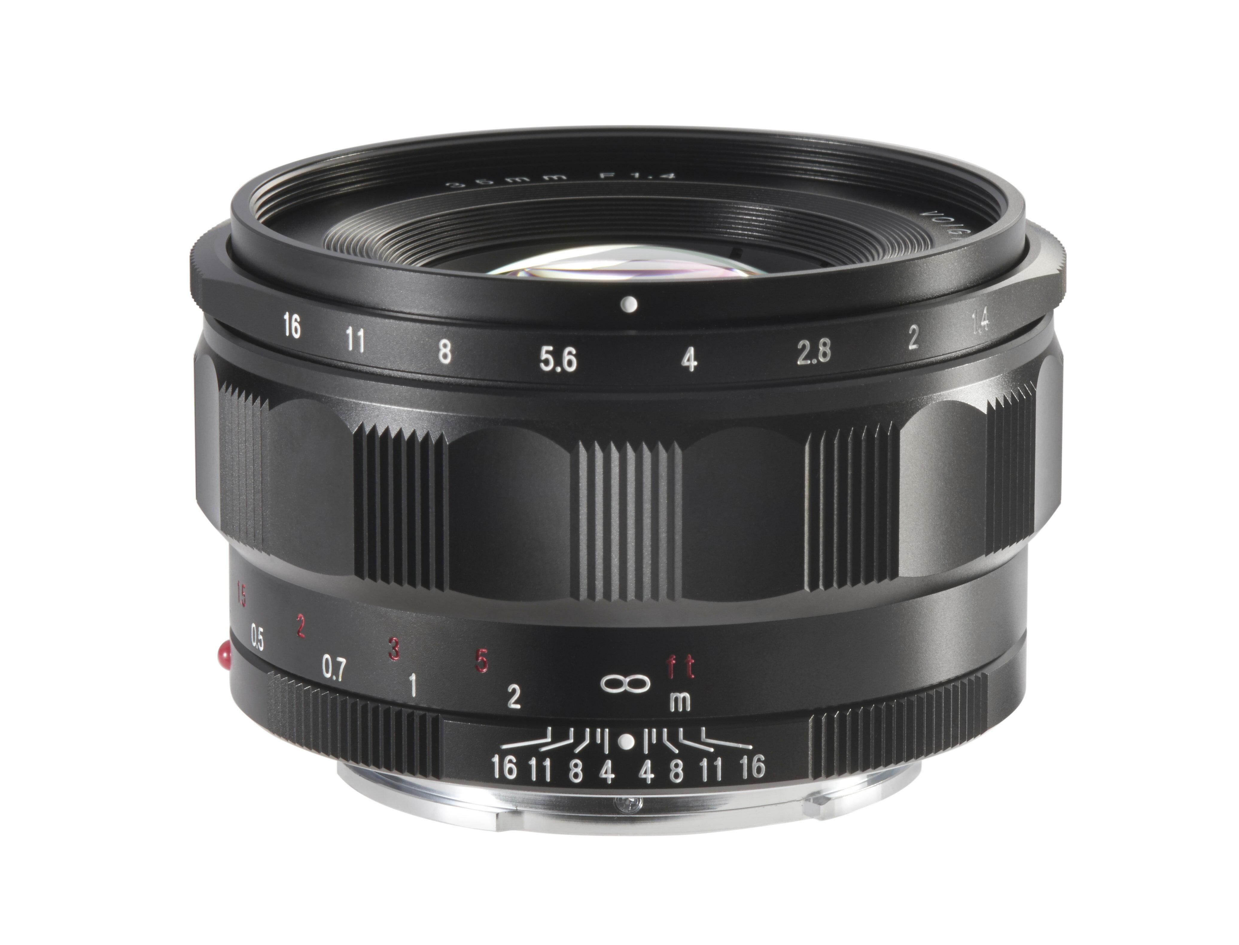 福倫達專賣店: Voigtlander Nokton 35mm/F1.4 Emount (for Sony a7)