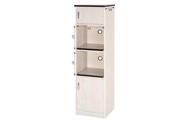 【石川家居】908-05白橡色電器櫃(CT-617)#訂製預購款式#環保塑鋼P無毒防霉易清潔