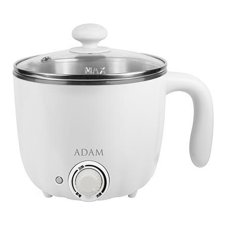 ADAM 美食鍋多功能電碗/ADEC-01/1.5L/白