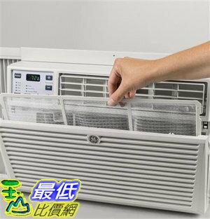 [107美國直購] GE AEM06LX 19 Window Air Conditioner with 6050 Cooling BTU, Energy Star Qualified in Light