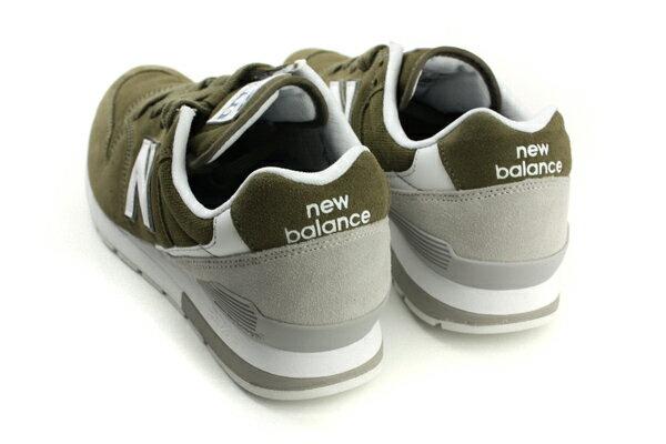 NEW BALANCE 996 運動鞋 綠色 男鞋 MRL996JZ no285 1