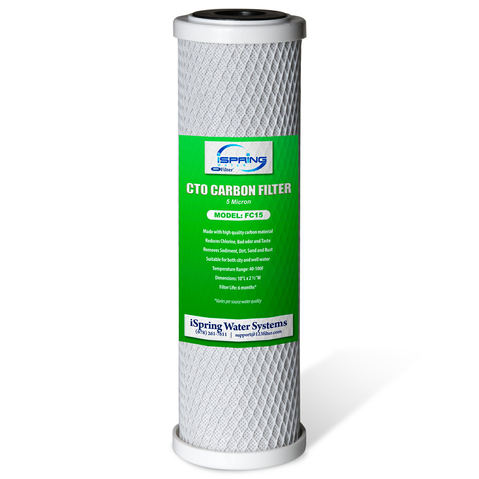 iSpring Water Systems: iSpring 6-stage 75GPD Reverse Osmosis