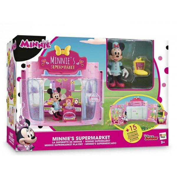 《Disney迪士尼》米妮豪華超市遊戲組
