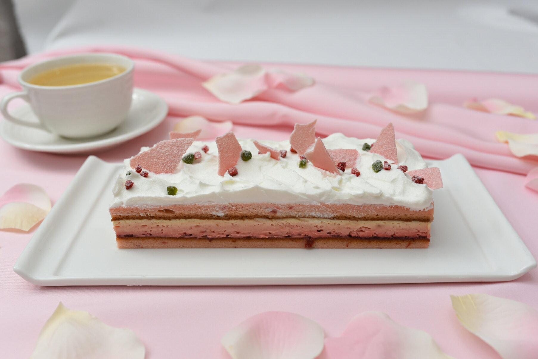 【Emma's】草莓雪藏❤350g❤美國皇家草莓內餡搭配卡士達鮮奶油❤少女心大爆發 2