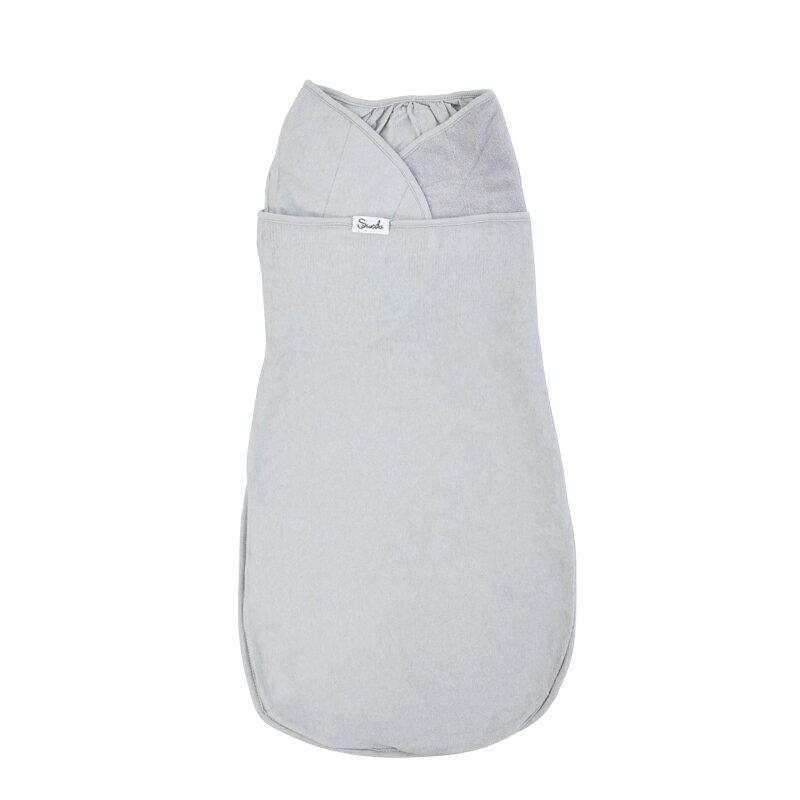 美國Swado - 全階段靜音好眠包巾(輕薄透氣款 - 莫藍迪灰)