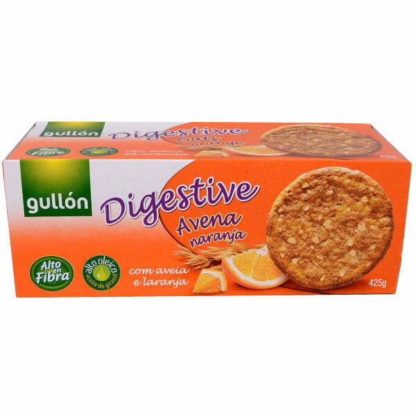 即期良品 穀優 燕麥橙香消化餅 425g/盒 ~惜福品~