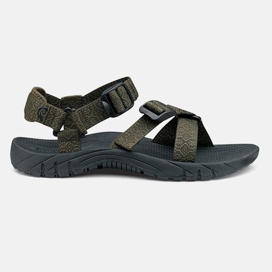 【露營趣】中和 美國 RAFTERS 70245R 橄欖綠男運動涼鞋 水陸鞋 海灘鞋 沙灘鞋 比keen價格優