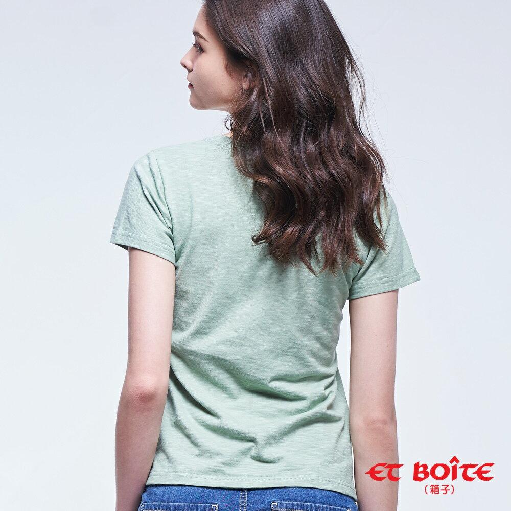 【2020春夏新品】ET Amour我才不要嫁給你短TEE(綠) - BLUE WAY  ET BOiTE 箱子 2