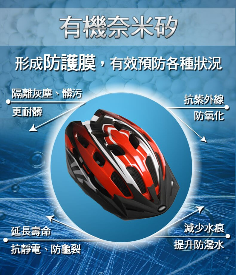 《意生》PROWASH自行車【STR專業級亮光保養乳蠟】(無研磨)亮光蠟|單車蠟|自行車蠟|保護劑|棕櫚蠟|軟蠟.抗UV抗汙抗水↗單車帽|車架|碳纖維 6