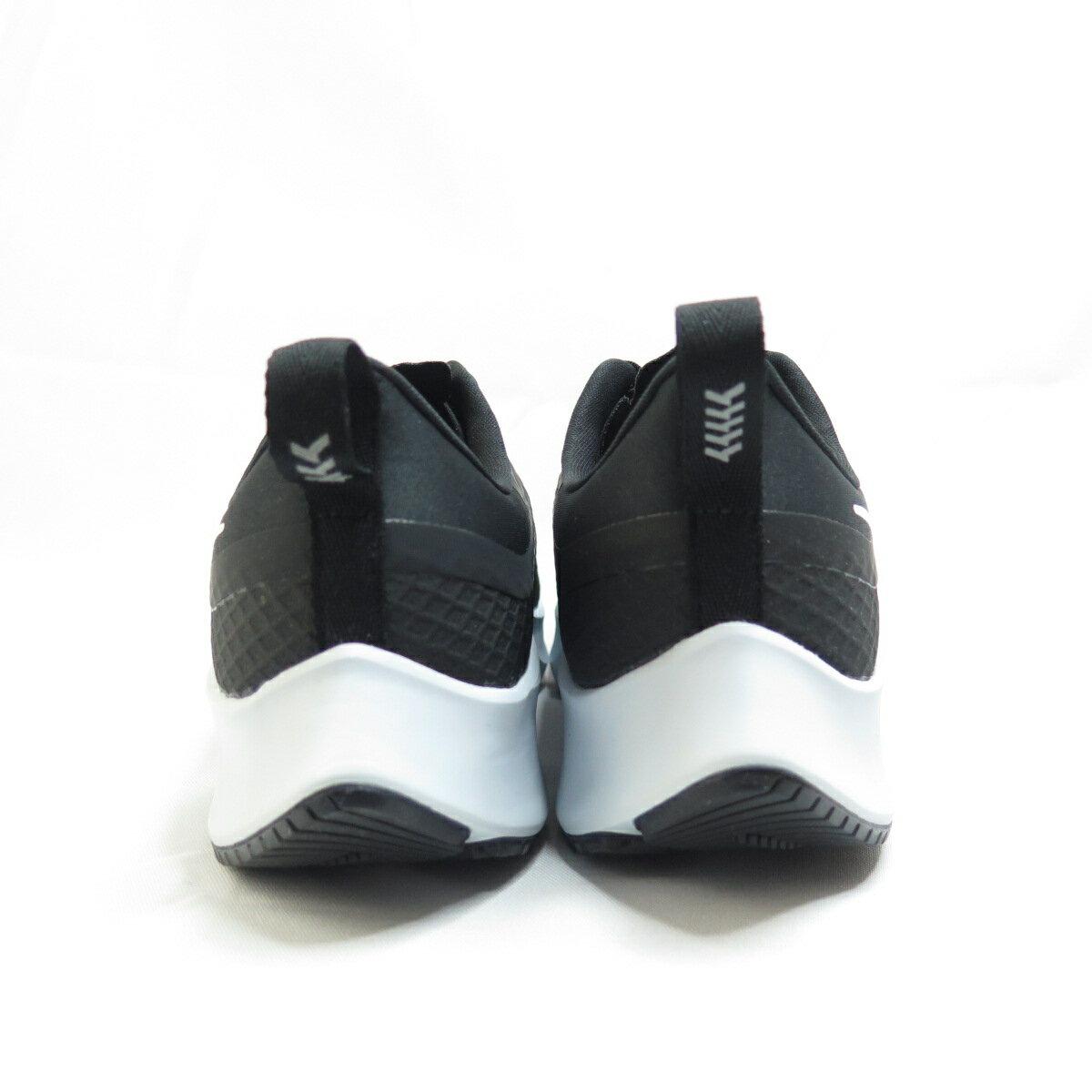 NIKE AIR ZM PEGASUS 37 SHIELD 男款 慢跑鞋 CQ7935002 黑白【iSport愛運動】