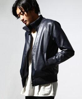 ZIP:皮衣深藍
