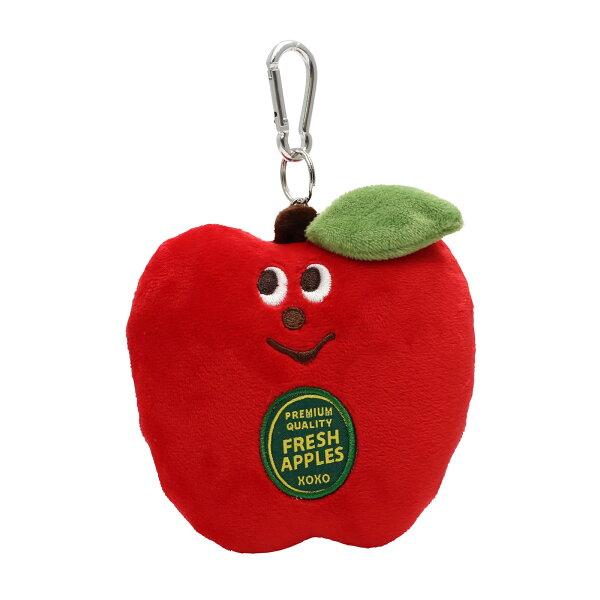 蘋果造型票卡夾