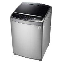 LG電子到【LG樂金】15公斤 6MOTION DD直立式變頻洗衣機。不鏽鋼銀/WT-D156VG