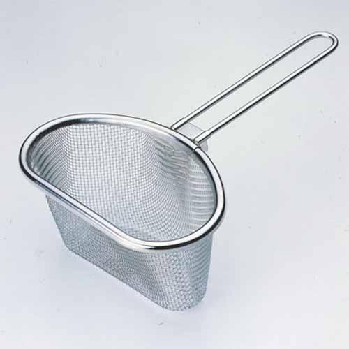 【菲比朵朵】日本製不銹鋼火鍋勺 ハーフストレーナー 1217