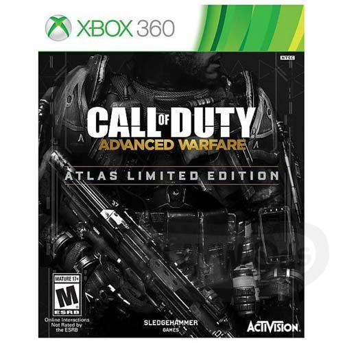 【Playwoods】[Xbox360遊戲] 決勝時刻:先進戰爭 限量版 Advanced Warfare (英文亞版/限制級/射擊/裝甲)