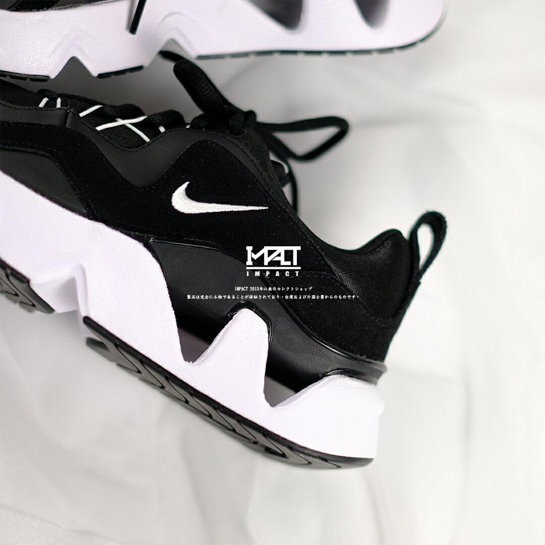 【限時滿$1,500↘再折$150】IMPACT Nike Ryz 365 黑 白 增高 厚底 鏤空 韓國 孫芸芸著用 女鞋 女神鞋 BQ4153-003