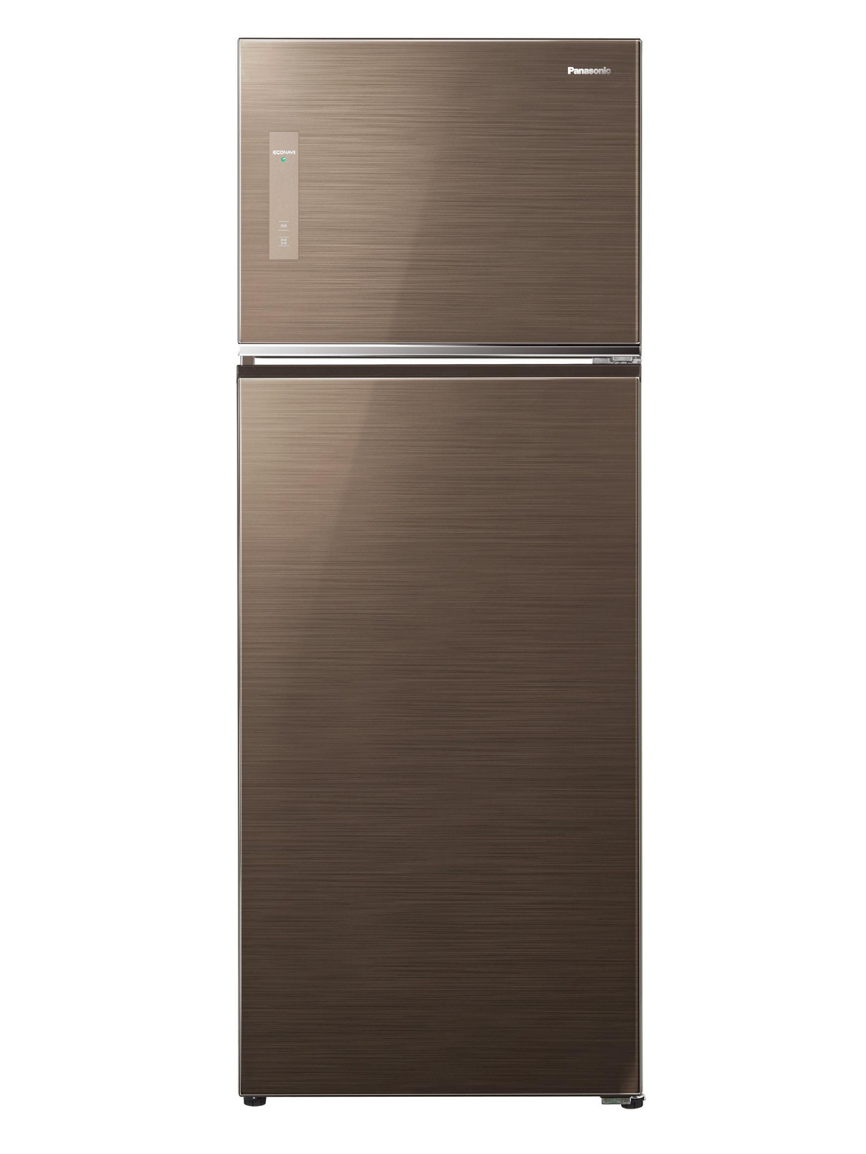 Panasonic 國際牌 485公升 智慧節能變頻二門冰箱 NR-B487TG-T