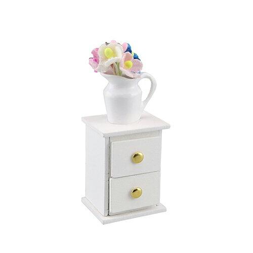 《NanoRoom迷你家具》NRS-011裝飾櫃&花