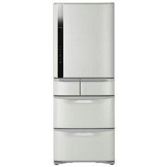 【日立HITACHI】日本原裝變頻567L。五門電冰箱。星燦不鏽鋼(RS59FJ/RS59FJ_SH)