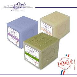 【優惠組合】La Cigale 法國正方形馬賽肥皂組合 300g