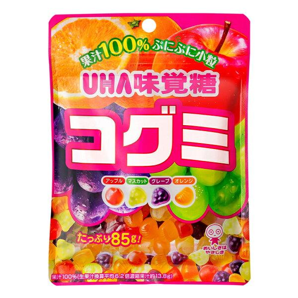 【HUA味覺糖】酷Q彌軟糖-水果味(85g)