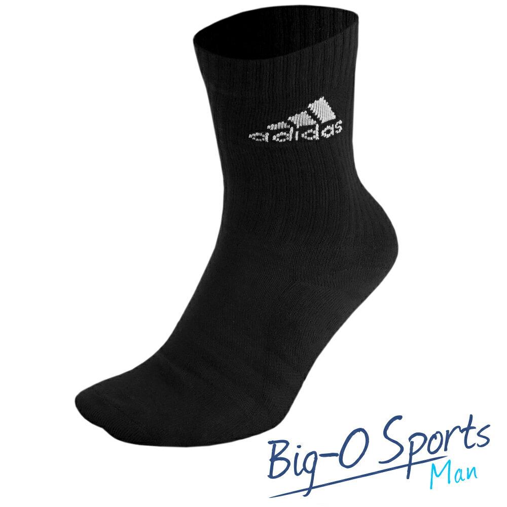 ADIDAS 愛迪達 3S PER CR HC 1P 休閒運動襪 AA2301 Big-O Sports