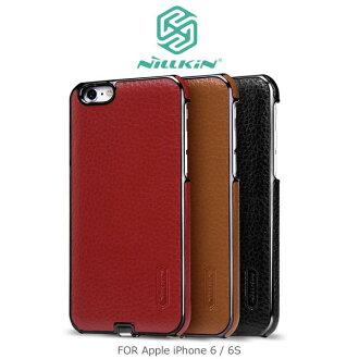 ~斯瑪鋒數位~NILLKIN Apple iPhone 6/6S 尊爵無線充電背殼 硬殼 充電
