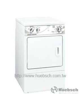 Huebsch 優必洗 ZDE4BF(電力型) 15KG 滾筒前控式乾衣機【零利率】