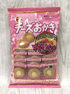 北日本梅子起司米果79.8g包