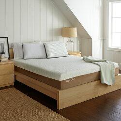 PC-ELEGANCE-F 優雅雙層凝膠記憶床墊 (Twin 單人床 190cm x 97cm x 30.5cm) — Perfect Cloud  獨特記憶泡棉與彈簧軟墊的完美搭配,讓您感受舒適柔軟的一夜好眠!
