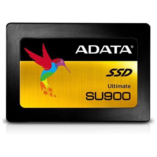 "ADATA Ultimate SU900 3D MLC NAND SATA-III 2.5"" Internal SSD 512GB (ASU900SS-512GM-C) 0"