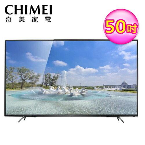 CHIMEI 奇美 50吋 4K UHD 連網液晶顯示器+視訊盒(TL-50M100)【三井3C】