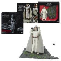 星際大戰 玩具與公仔推薦到(卡司 正版現貨)孩之寶 Star Wars 星際大戰電影8 最後的絕地武士 黑標 6吋 豪華人物組 路克 老路克 天行者 Luke Skywalker就在卡司玩具推薦星際大戰 玩具與公仔