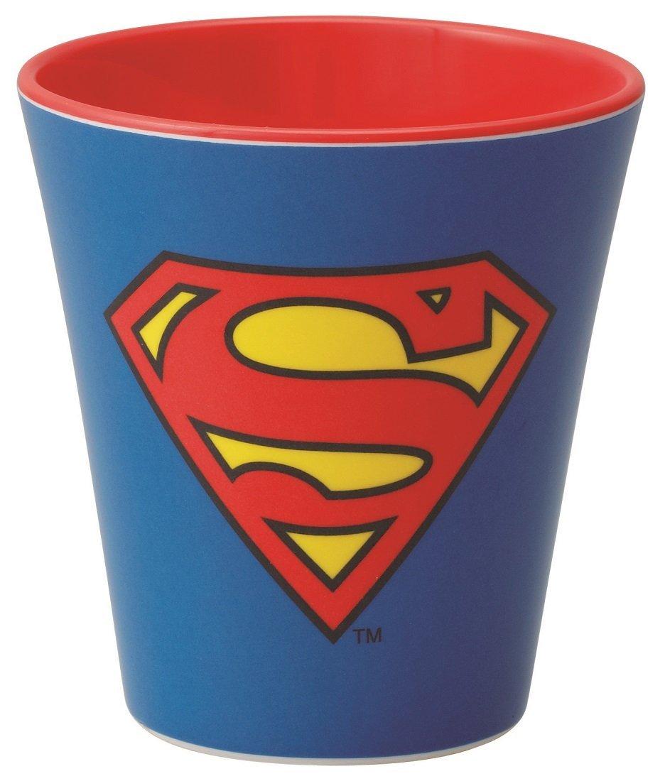 X射線【C262975】超人塑膠水杯,開學必備/水杯/漱口杯/牙刷杯/美國隊長/鋼鐵人/綠巨人浩克