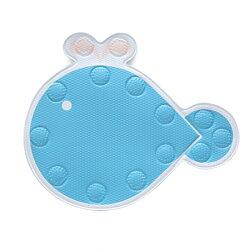 babyhood小藍鯨防滑墊-藍色【六甲媽咪】