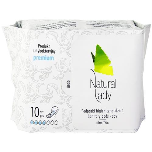 來易購:NaturalLady漢方草本衛生棉日用24cm10片