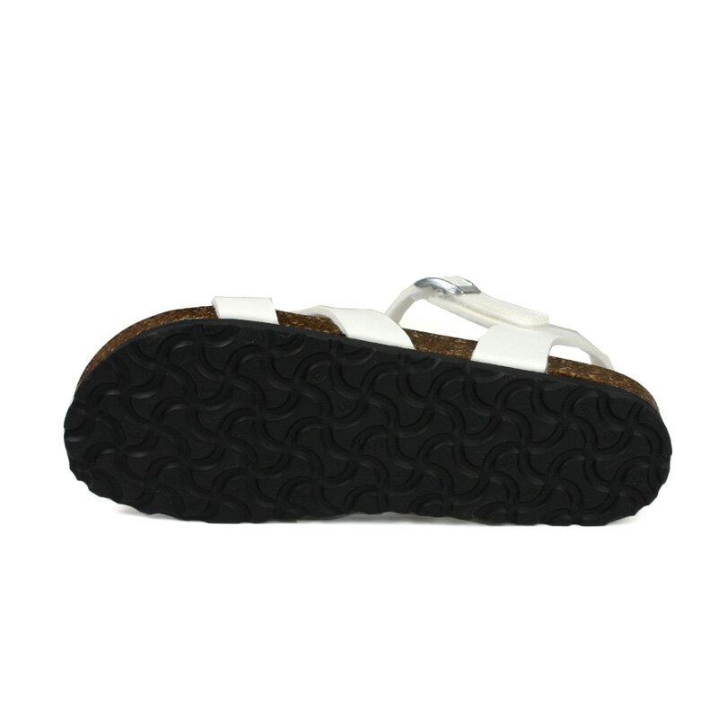 G.P 阿亮代言 涼鞋 勃肯鞋型 女鞋 白色 W713-80 no384 6