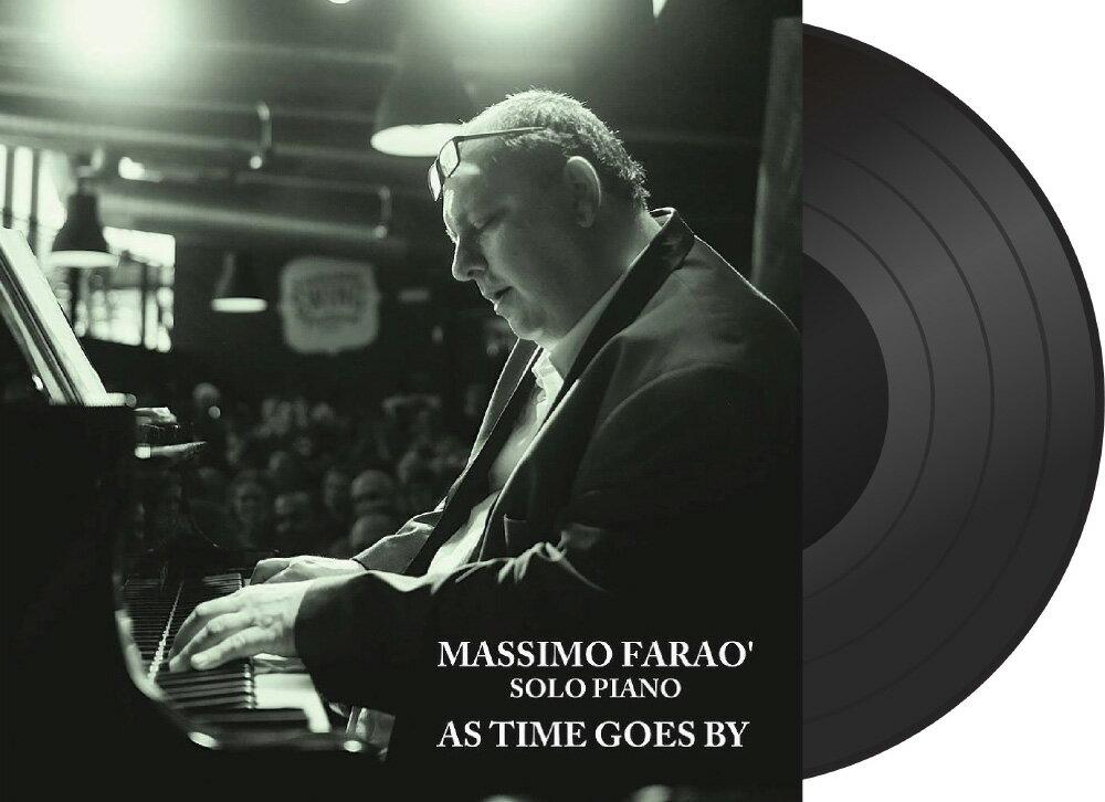 馬斯莫.法羅三重奏:As Time Goes By (Vinyl LP) 【Venus】 1