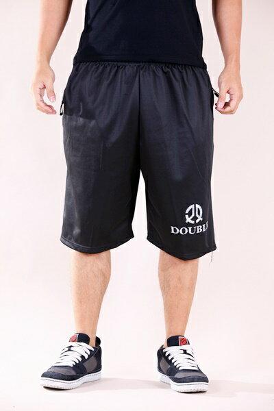 【CS衣舖 】加大尺碼 吸濕排汗 極度快乾 舒適 吸汗 機能運動短褲 伸縮腰圍 2807 8