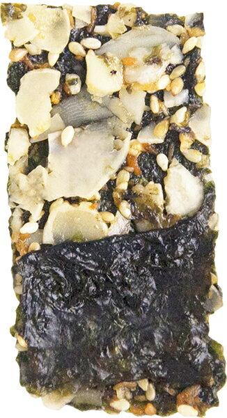 紅藜麥多穀堅果海苔脆片 2