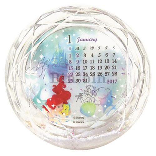 迪士尼 小美人魚 桌曆水框架 904~751